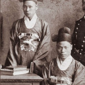 Korean scholars